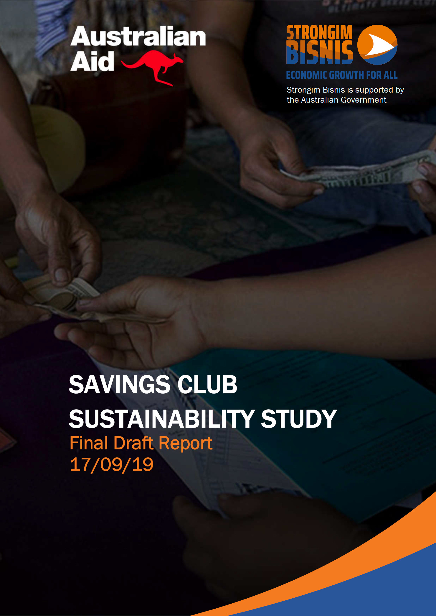 Study on Savings Clubs and Sustainability, 2019